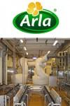 Vaskeanlæg hos Arla