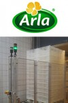 Portalrobot hos Arla