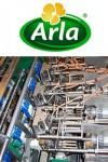 Separation af osteskiver hos Arla
