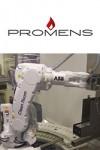 Håndteringsrobot hos Promens