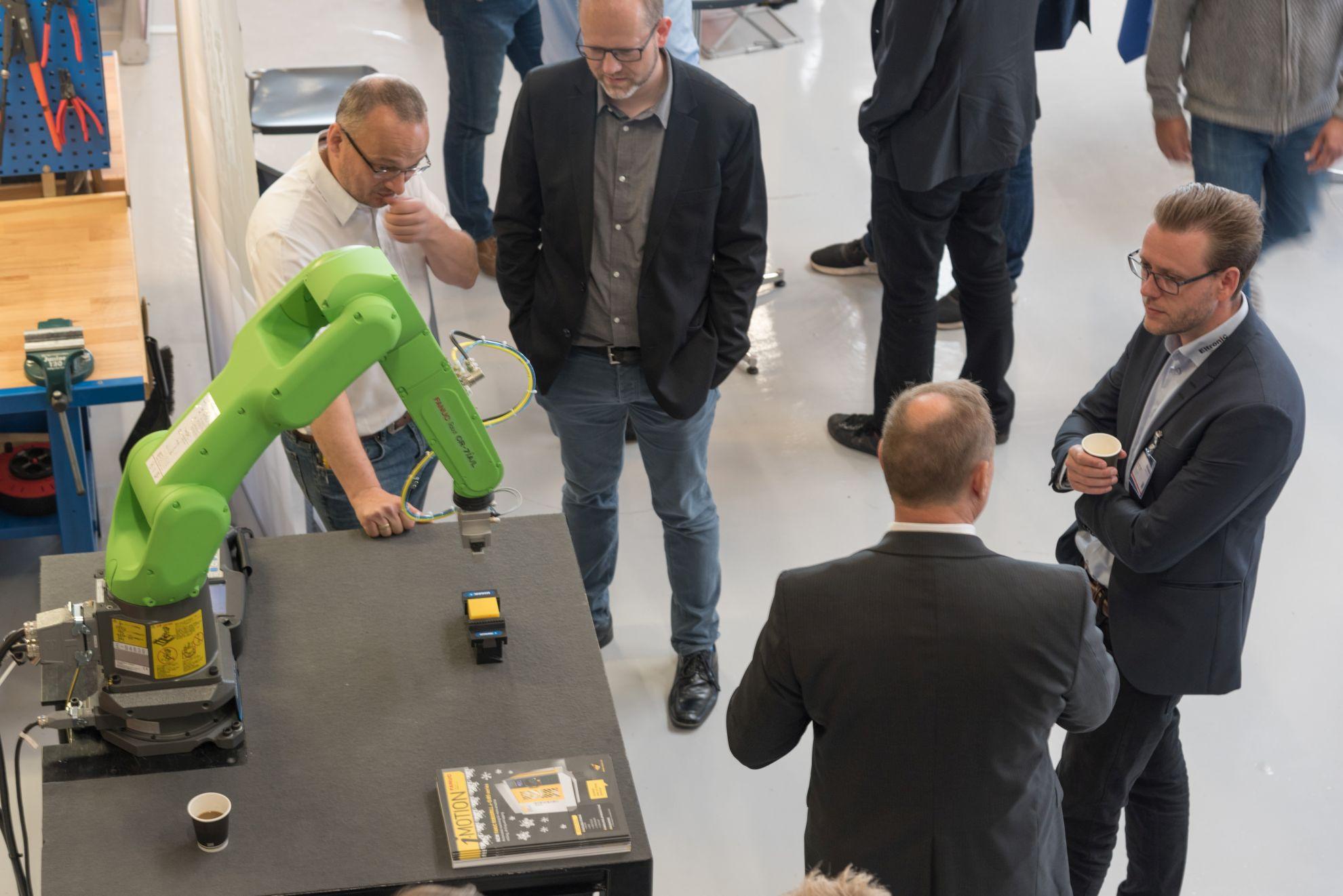 Automationsdag'17 hos Egatec