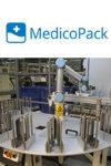 Stableanlæg til MedicoPack - Egatec