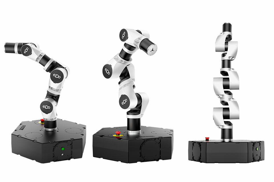 e.DO Uddannelsesrobot - Egatec A/S
