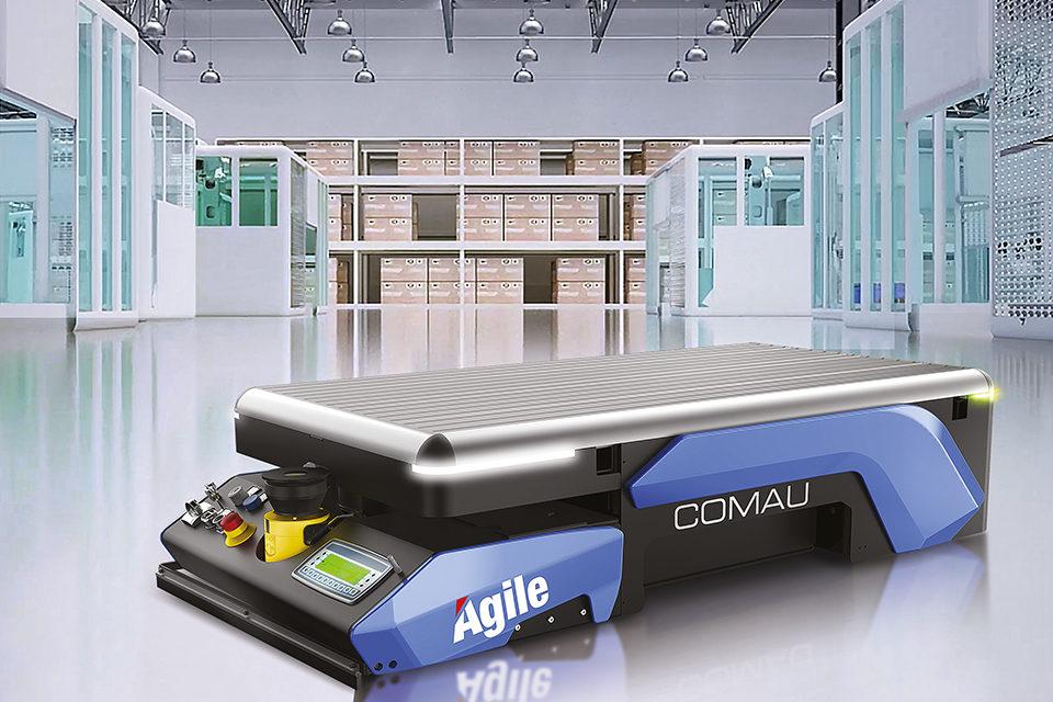 AGV Agile1500 - Egatec