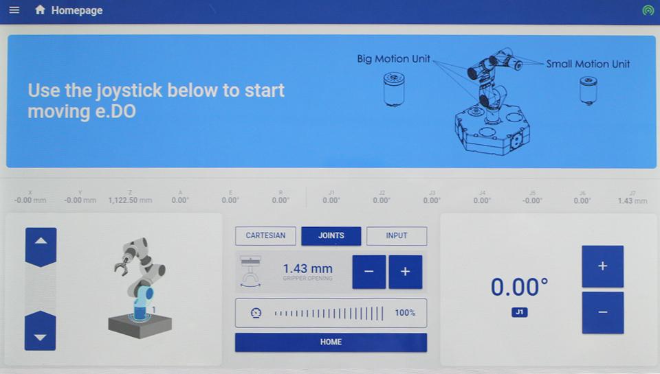 e.DO interface