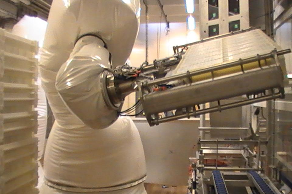 Robotdragter - Egatec A/S