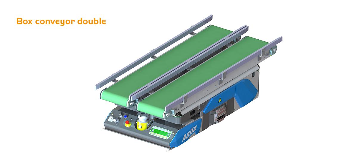 AGV Agile1500 Moduler