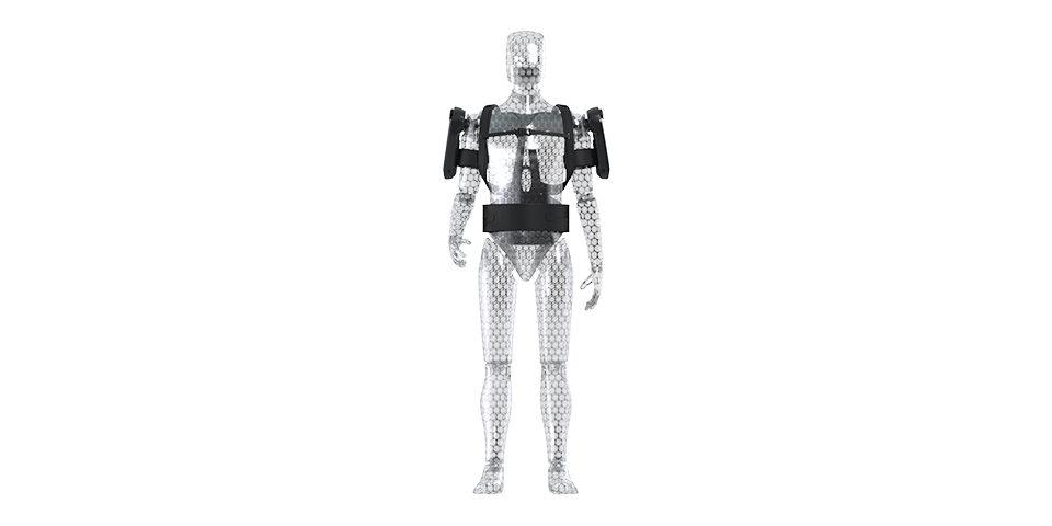 MATE Exoskeleton - Egatec
