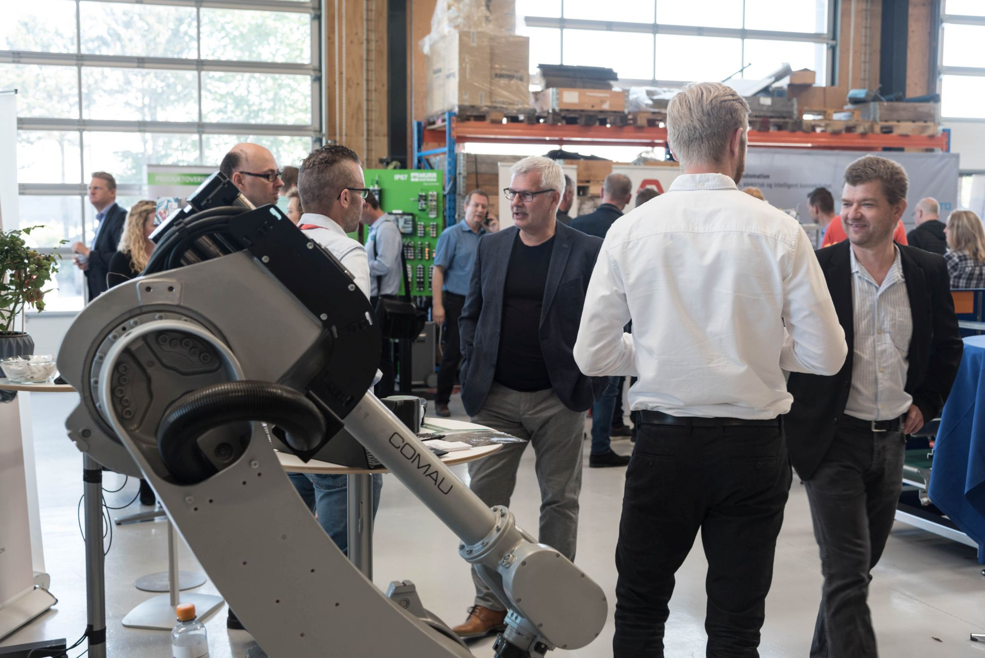 Automationsdag'19 - Egatec A/S